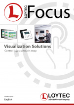 LOYTEC L FOCUS Visualization Solutions Brochure 2019 EN
